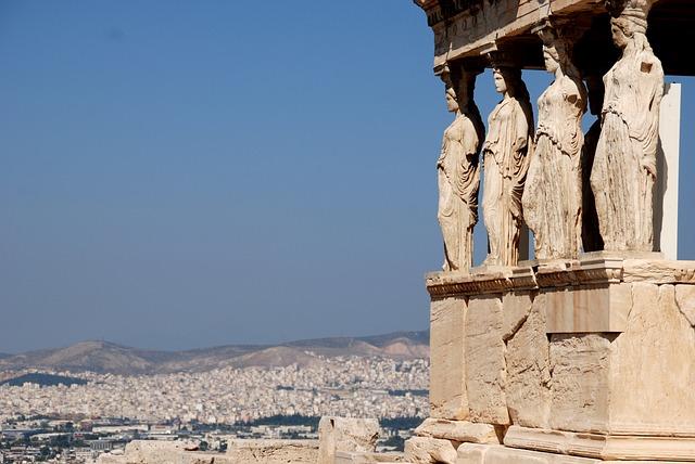 De geschiedenis van de Klassieke Olympische spelen